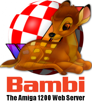Bambi - The Amiga Web Server